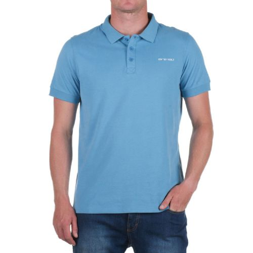 ANIMAL MENS POLO T SHIRT TOP.NEW ROGATE BLUE COLLARED SMART TEE 50/Z95
